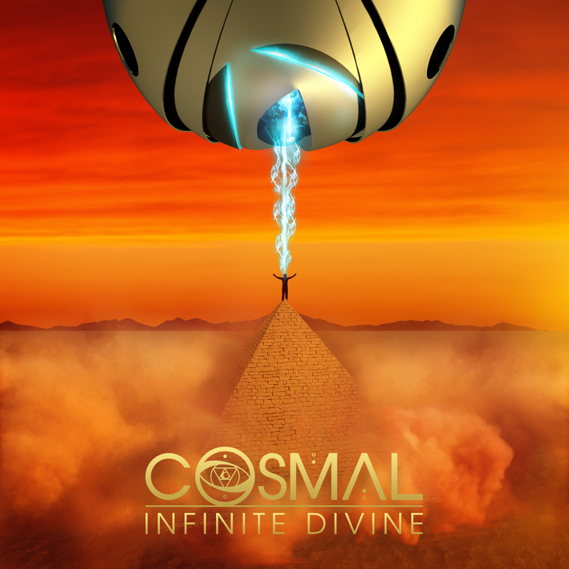 2017/01/29: INFINITE DIVINE LP NOW AVAILABLE VIA MALLABEL MUSIC! - Cosmal - Live Music / Art Fusion