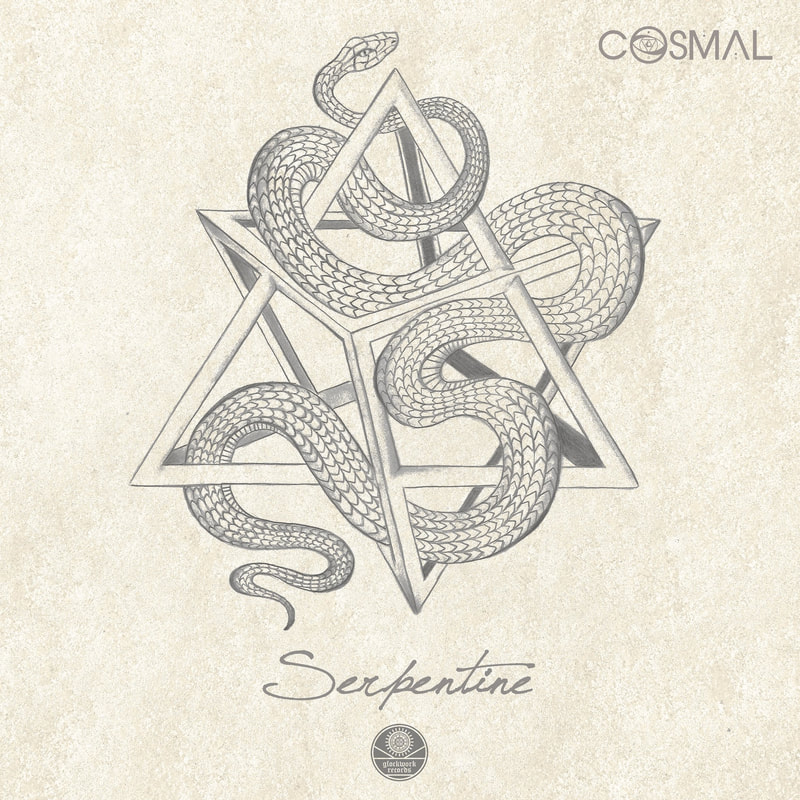 2017/10/01: SERPENTINE NOW AVAILABLE - Cosmal - Live Music / Art Fusion