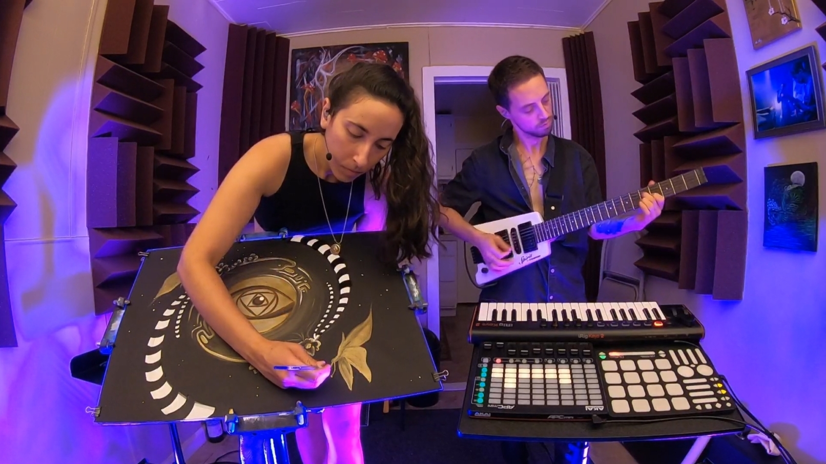 SIGN UP - Cosmal - Live Music / Art Fusion