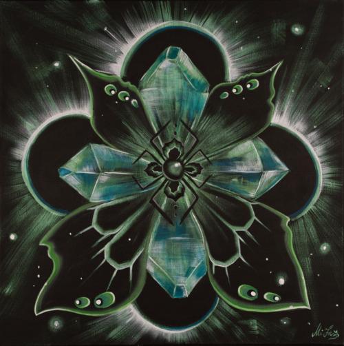 """Crystallis"" (2020) - Cosmal - Live Music / Art Fusion"