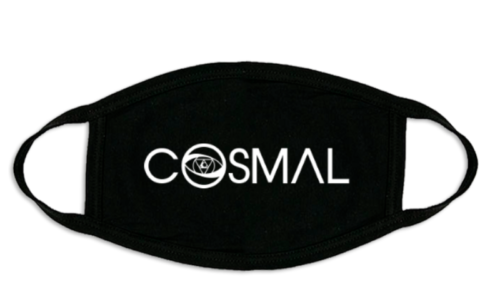 Cosmal Face Mask - Cosmal - Live Music / Art Fusion